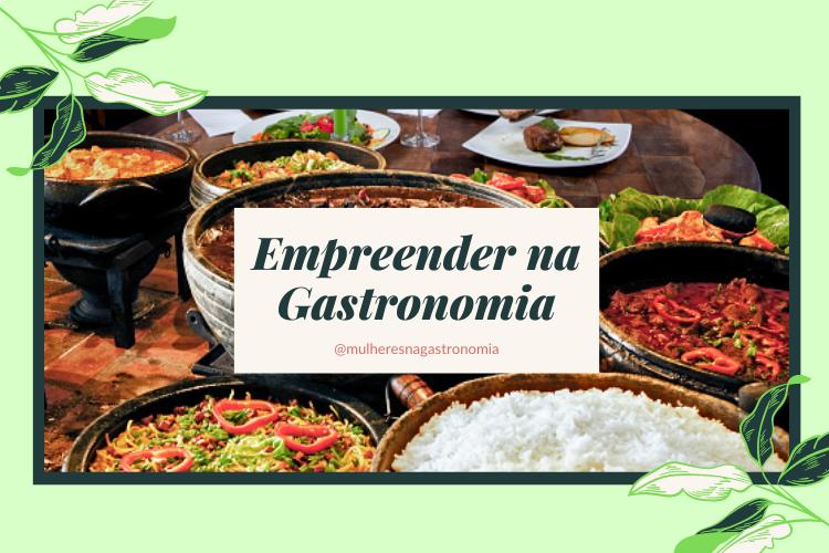 Empreender em Gastronomia