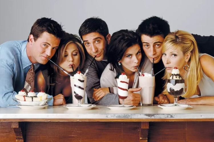 """Receitas inesquecíveis de """"Friends"""""""